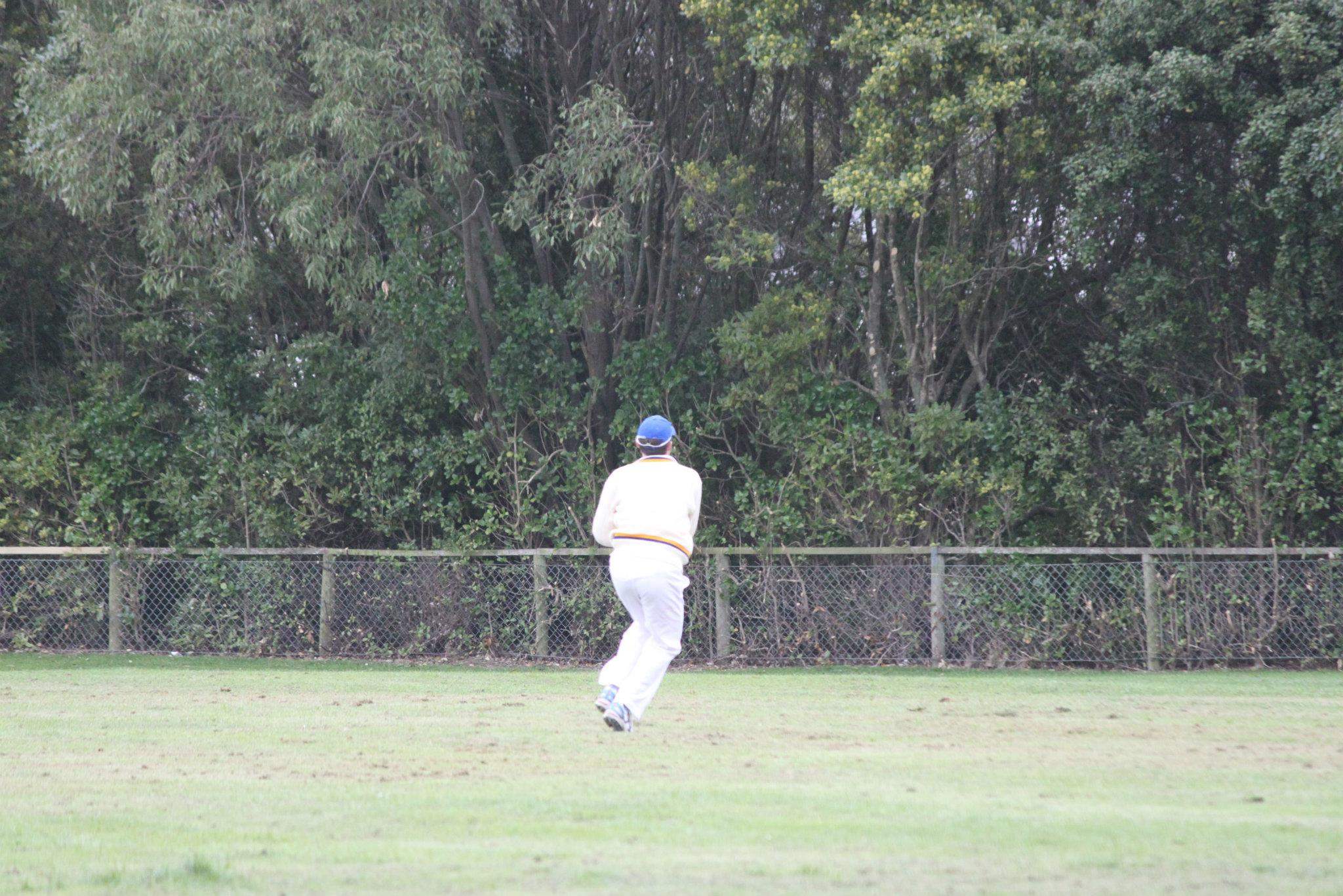 Seniors vs Albion 1 October 2011